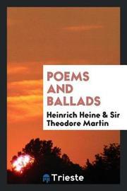 Poems and Ballads by Heinrich Heine image