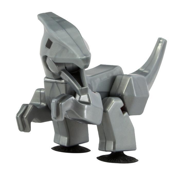 Stikbot: Dino Single - Parasaurolophus (Silver) image