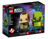 LEGO Brickheadz: Venkman & Slimer (41622)