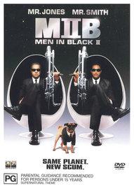 Men In Black II on DVD