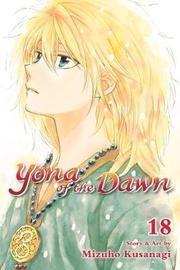 Yona of the Dawn, Vol. 18 by Mizuho Kusanagi image