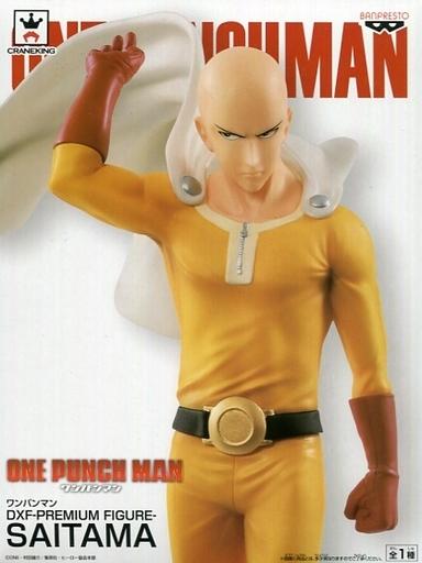 One Punch Man: Saitama (DXF-Premium) - PVC Figure