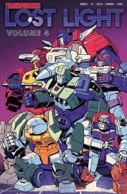 Transformers: Lost Light, Vol. 4 image