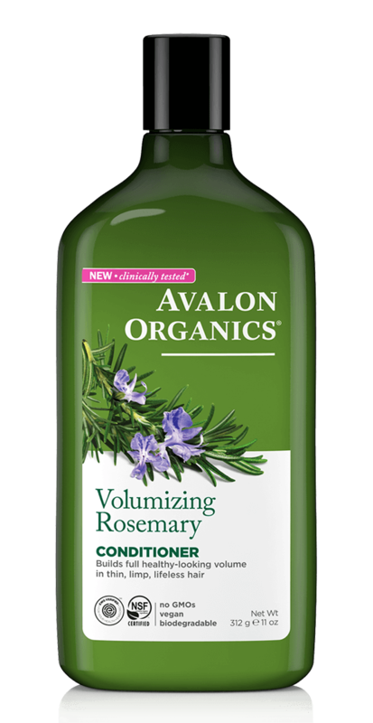Avalon Organics: Rosemary Conditioner - Volumizing (325ml)