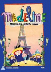 Madeline - Vol. 1: Madeline And The Forty Thieves on DVD