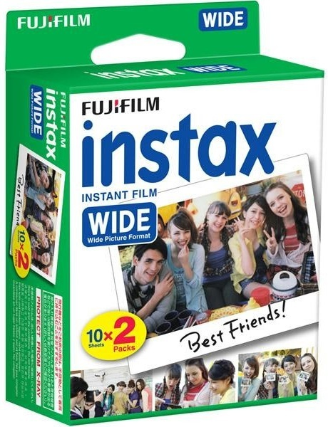 Fujifilm Instax Wide Film - 20 Pack image