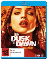 From Dusk Till Dawn - The Complete First Season on Blu-ray