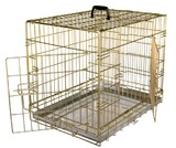 Metal Pet Crate - Medium