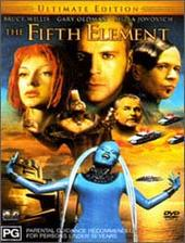 Fifth Element, The - Collectors Edition (2 Disc Set) on DVD