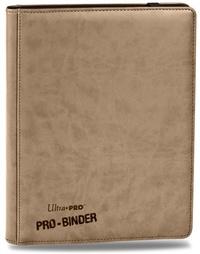 Ultra Pro: Premium 9-Pocket Pro-Binder - White image