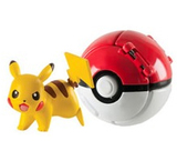 Pokémon: Throw 'N' Pop - Pikachu & Pokeball