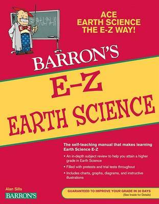 E-Z Earth Science by Alan Sills image