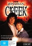 Jonathan Creek - Series 2 (2 Disc Set) on DVD