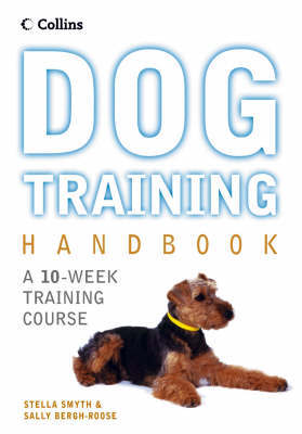 Collins Dog Training Handbook by Stella Smyth image