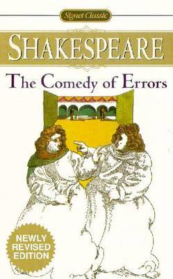The Comedy Of Errors by William Shakespeare image
