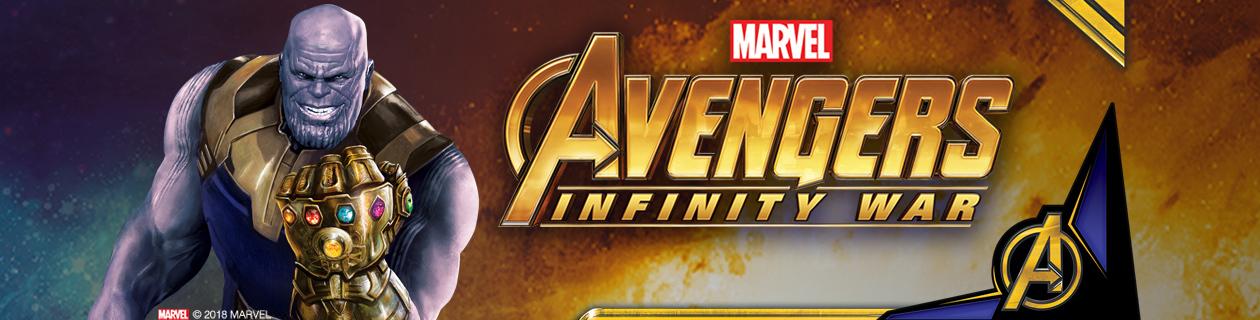 Infinity war new releases