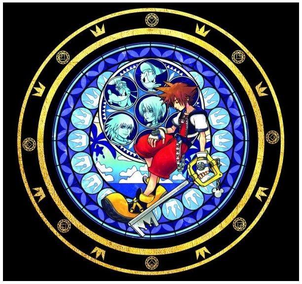 Kingdom Hearts: Sora Logo - Juniors T-Shirt   Women's   at ...