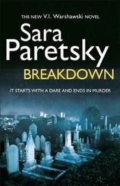 Breakdown by Sara Paretsky