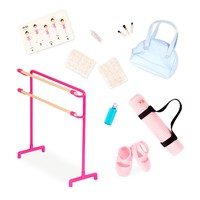Our Generation: Ballet Accessories Set - Dancing Feet