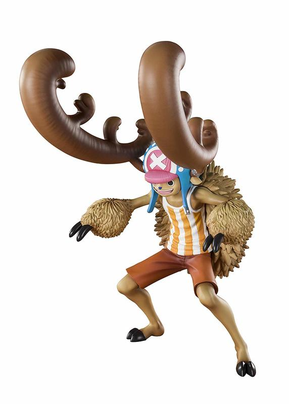 One Piece: Cotton Candy Lover Chopper Horn Point Ver.- PVC Figure