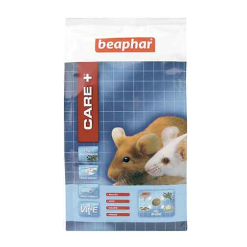 Beaphar Care+ Mouse and Gerbil 250g image