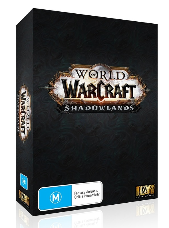 World of Warcraft: Shadowlands Heroic Edition for PC