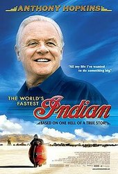 World's Fastest Indian, The (Single Disc) on DVD