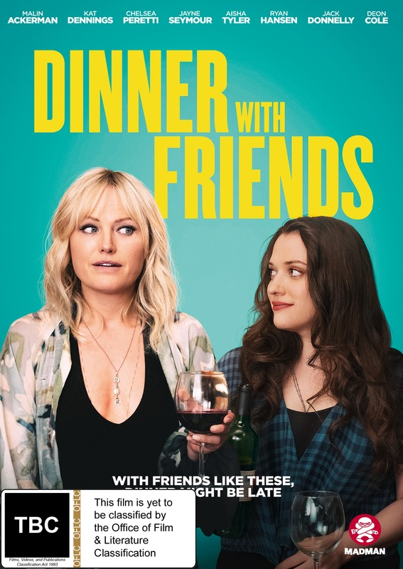 Dinner With Friends on DVD