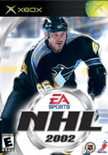 NHL Hockey 2002 for Xbox