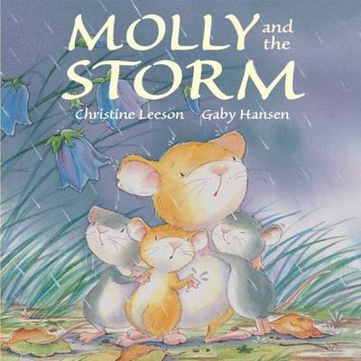 Molly and the Storm by Christine Leeson image