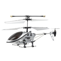 iHelicopter App Controlled RC Helicopter- Silver
