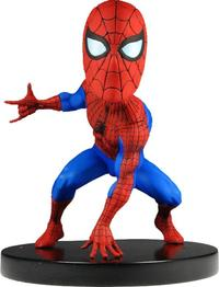 Marvel Spider-Man Classic Head Knocker