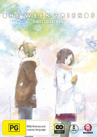 One Week Friends Series Collection (Subtitled Edition) DVD