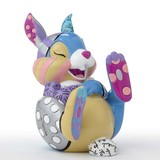 Romero Britto - Thumper Mini Figurine