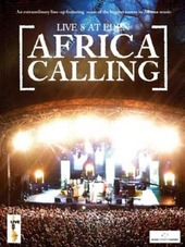 Live 8 At Eden - Africa Calling (2 Disc Set) on DVD