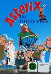 Asterix - The 12 Tasks on DVD