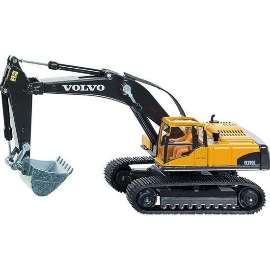 Siku: Volvo EC290 Hydraulic Excavator 1:50 Scale
