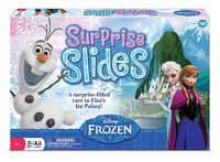 Frozen Surprise Slides Game