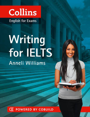 IELTS Writing by Anneli Williams image