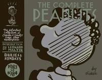 The Complete Peanuts 1983-1984 by Charles M Schulz