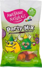 Awesome Naturals - Party Mix (220g)
