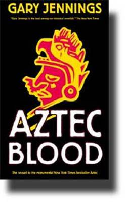 Aztec Blood by Gary Jennings image