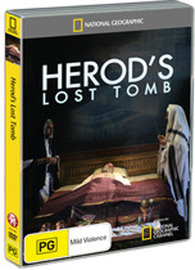 National Geographic: Herod's Lost Tomb on DVD