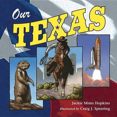Our Texas by Jackie Mims Hopkins image