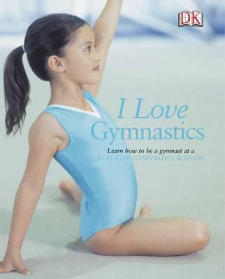 I Love Gymnastics by Naia Bray-Moffatt image