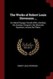 The Works of Robert Louis Stevenson ... by Robert Louis Stevenson image