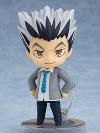 Haikyu!!: Nendoroid Kotaro Bokuto (School Uniform Ver.) - Articulated Figure