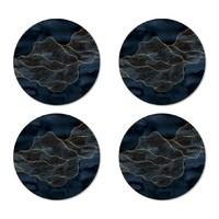 Flow Coasters - Round (Set/4)