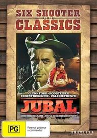 Jubal (Six Shooter Collection) on DVD
