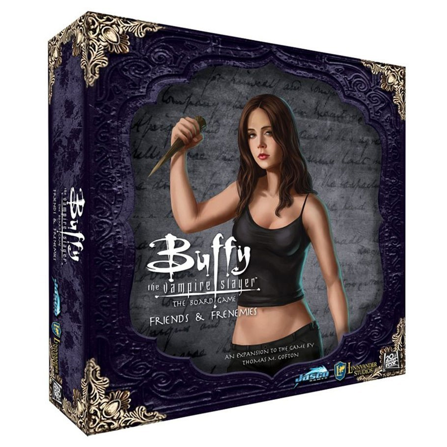 Buffy the Vampire Slayer: Friends & Frenemies - Expansion image